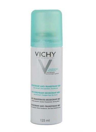Vichy Vichy AntiTranspirant Deodarant Sprey 125 ml Renksiz